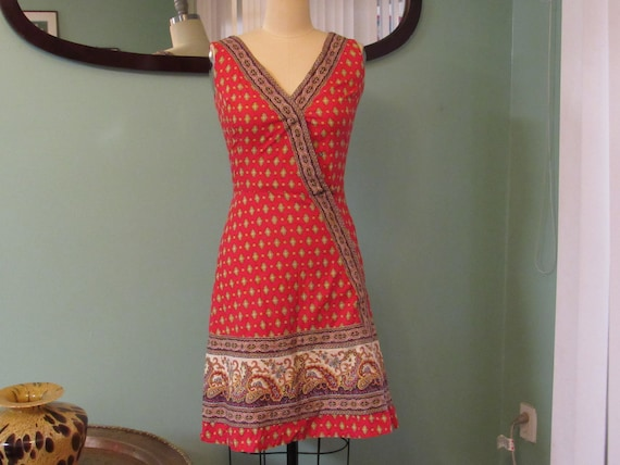 Vinatge 1950's  French Couture dress.