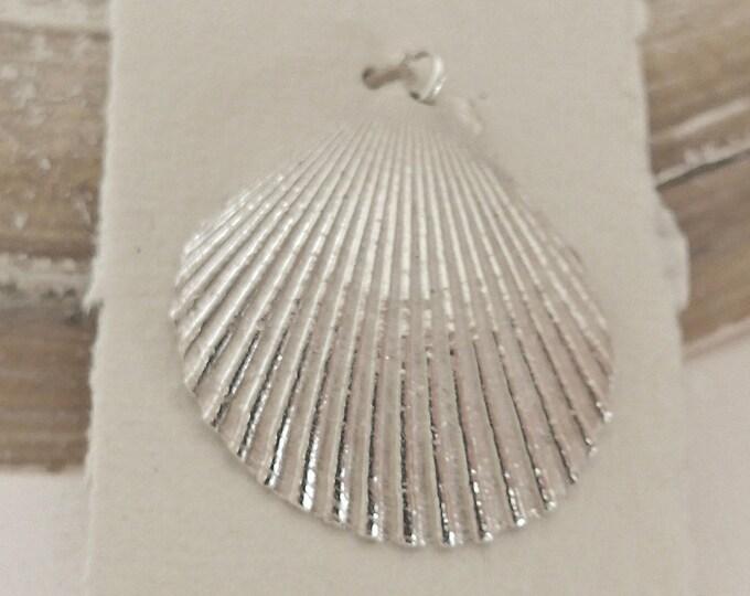 Large Shell Pendant