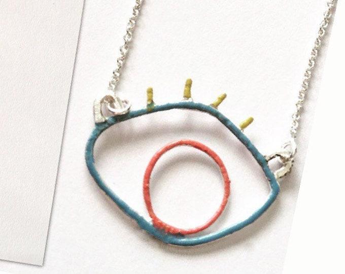 Eye Chain Set