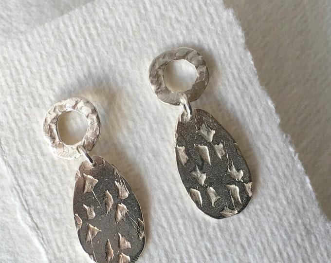 Earrings Cactus