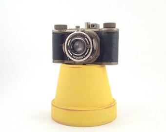 Adox Adrette Model I 35mm Vintage Viewfinder Camera - vintage photography - vintage camera - retro decor - Adox camera - collectible camera