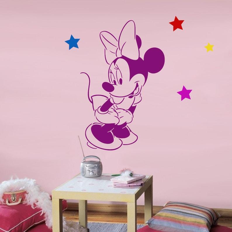 Disney Minnie Mouse wiederverwendbare Schablone für | Etsy