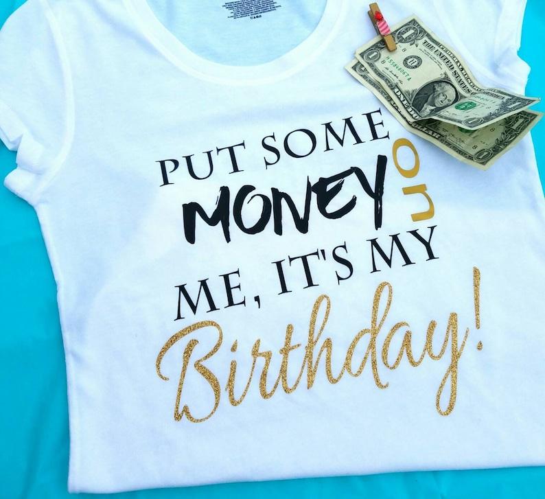 Birthday Shirt For Women Girl