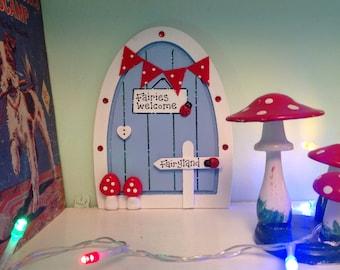 Fairy door, tooth fairy door, magical fairy door, childrens gift, unique gift, fairy gifts, magical gift, personalised, birthday gift