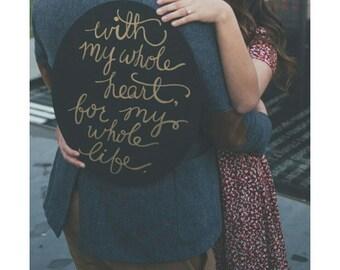 Love Chalkboard