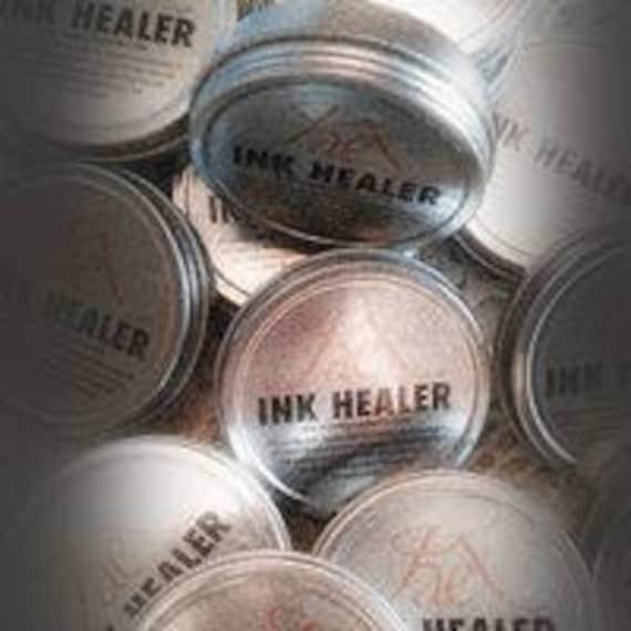 Ink Healer Shea Butter Healing Tattoo Cream Tattoo Etsy