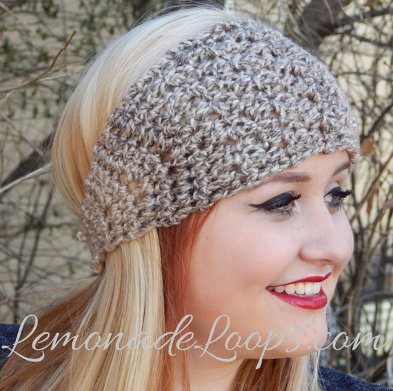 Crochet Head Wraps Patterns Images Knitting Patterns Free Download