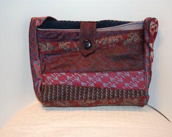 Necktie Handbag