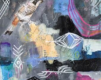 Abstract bird #3