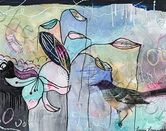 Abstract bird #1