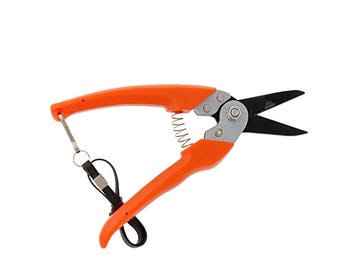 Zenport Z116 Hoof and Floral Trimming Shear with Twin-Blade 7.5-Inch