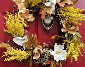 Small Autumn Wreath