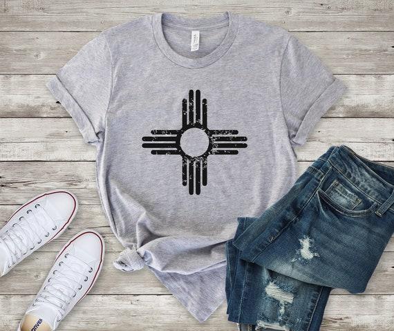 Nouveau-Mexique Nouveau-Mexique chemise - Nouveau-Mexique Top - Nouveau-Mexique Nouveau-Mexique - Zia Shirt 36a18a