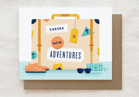 farewell card goodbye card for coworker leaving moving  etsy