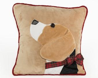 Beagle Decorative pillow case