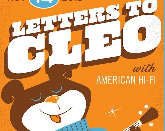Letters To Cleo // Underground Arts, Philadelphia, PA