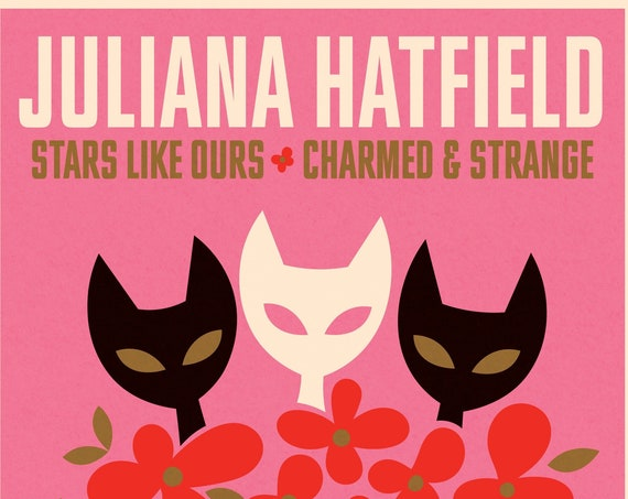 Juliana Hatfield with Stars Like Ours at ONCE Somerville - Boynton Yards  // 2021