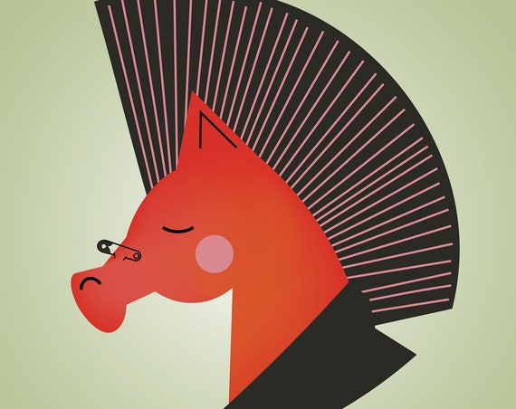 Punk Horse
