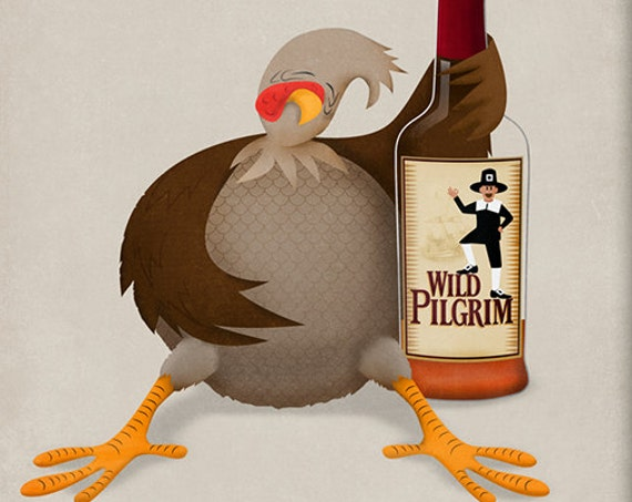 November: Turkey and Whiskey