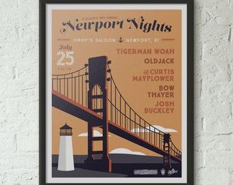 Oldjack's Newport Nights 2015/Newport, RI
