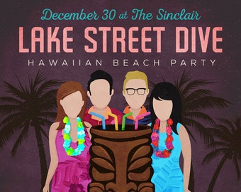 Lake Street Dive Dec 30, 2014 Sinclair, Cambridge, MA