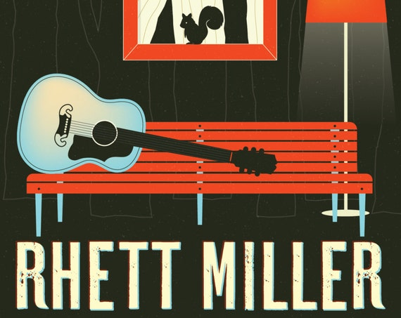 Rhett Miller // ONCE, Somerville, MA