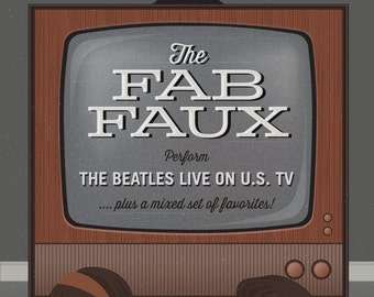 The Fab Faux  // The Wilbur Theater