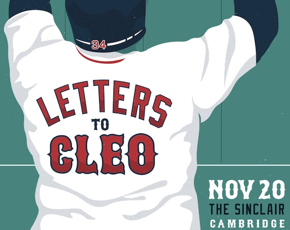Letters To Cleo // The Sinclair