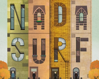 Nada Surf at Rough Trade NYC // 17x22