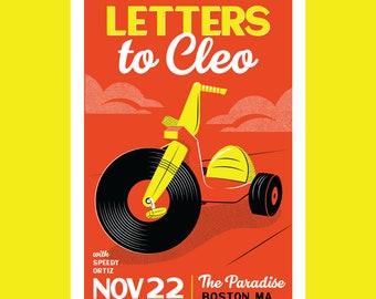 Screen-Printed Posters