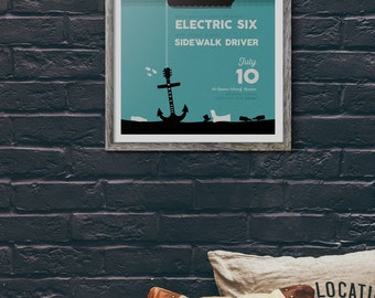 Sidewalk Driver & Electric Six Rock On! Concert Cruise 2015