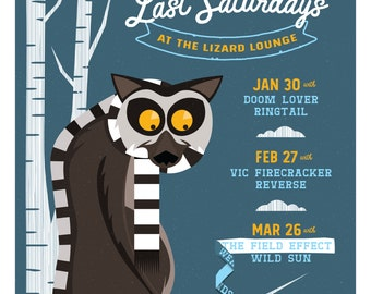 Oldjack's Last Saturdays // The Lizard Lounge, Cambridge
