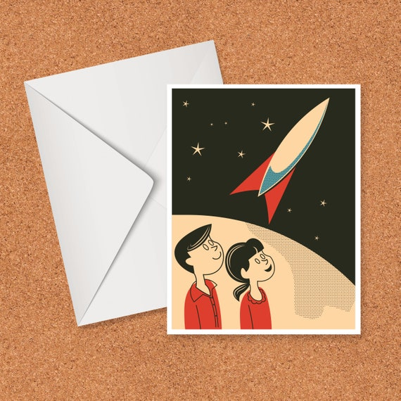 Rocket Kids Card