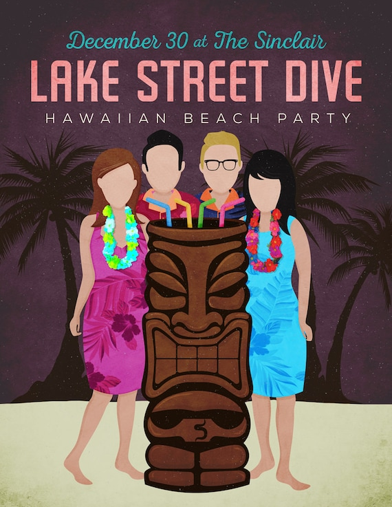 Lake Street Dive Dec 30, 2014 Sinclair, Cambridge, MA