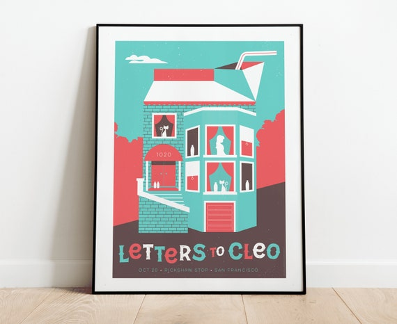 Letters To Cleo // Rickshaw Stop, San Francisco