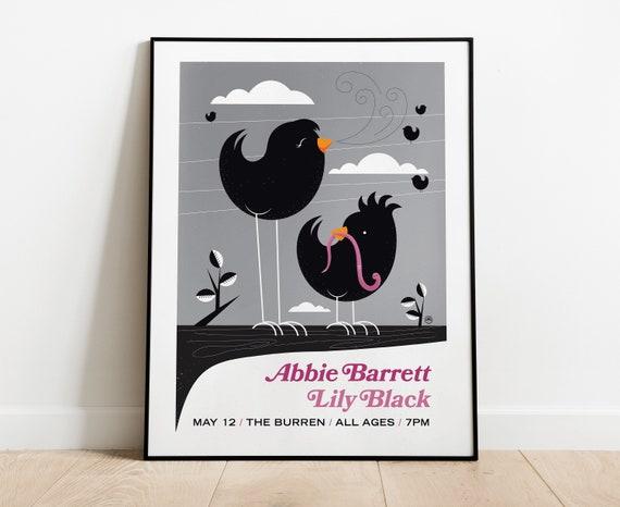 Abbie Barrett / Lily Black at The Burren