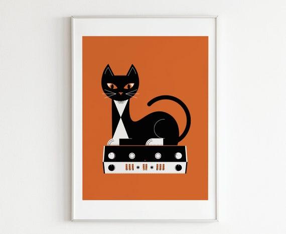 Stereo Cat