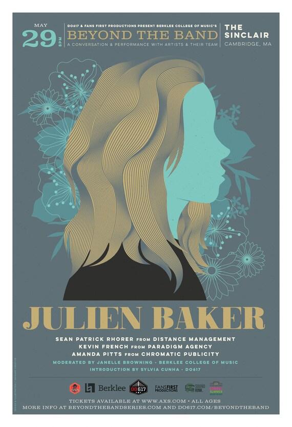 Julien Baker at The Sinclair, Cambridge, MA