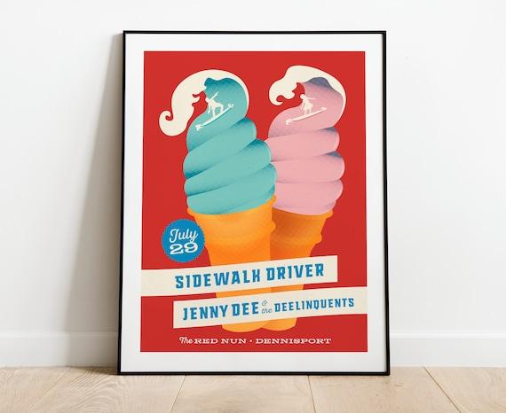 Sidewalk Driver Jenny Dee & The Deelinquents // The Red Nun, Dennisport, MA