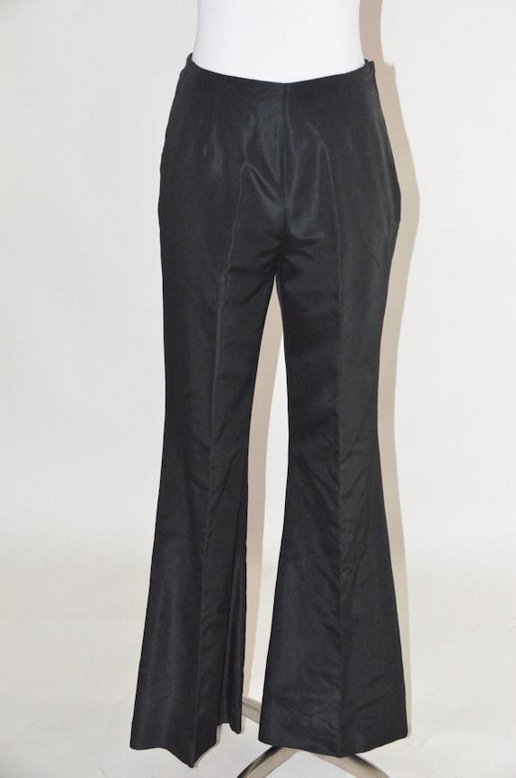 Vintage Estate Gianfranco Ferre Black Pants