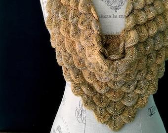 I Am Dragon knitting pattern