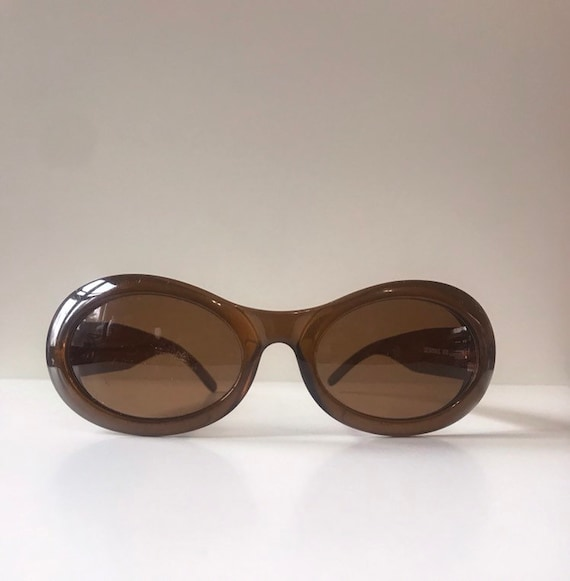Vintage Gucci Brown Sunglasses