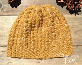 Crochet Malia Beanie  8c5127aebe0