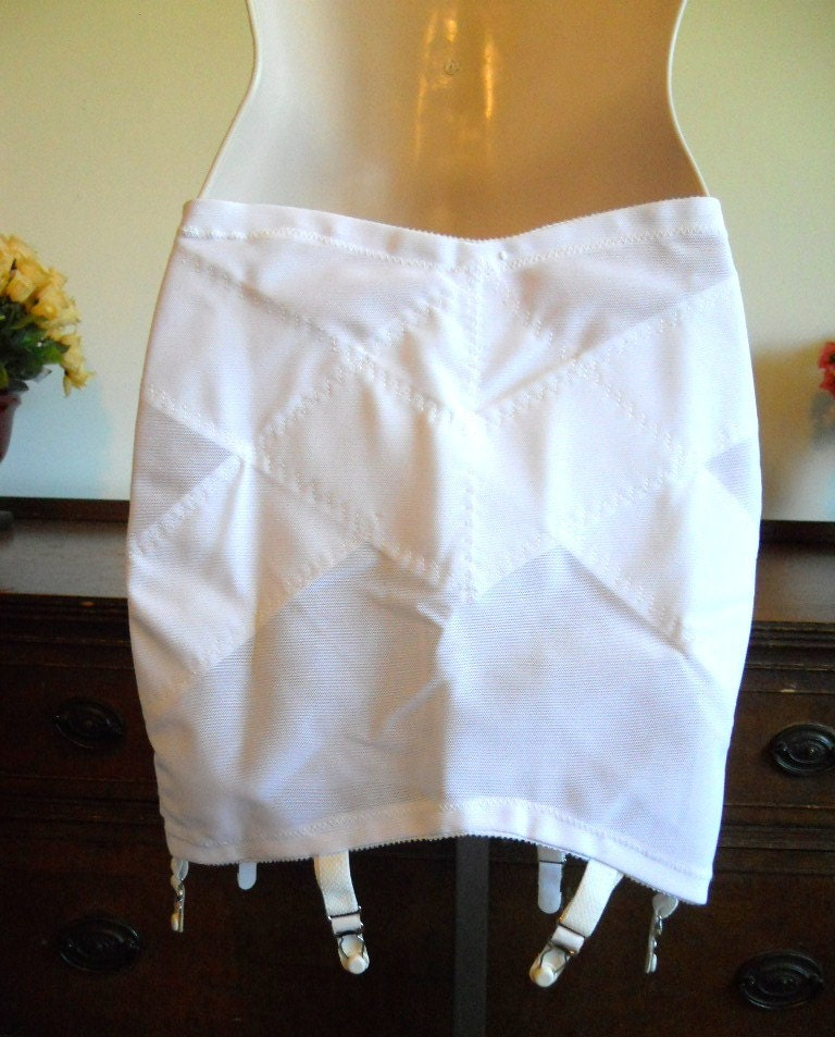 Vintage Underscore For JC Penney Girdle Shaper Pristine