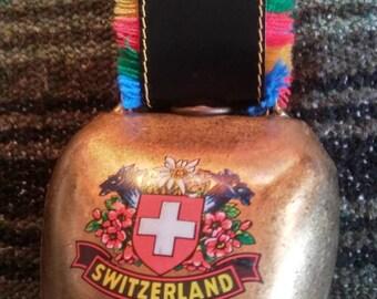 Vintage Switzerland Bell Europe