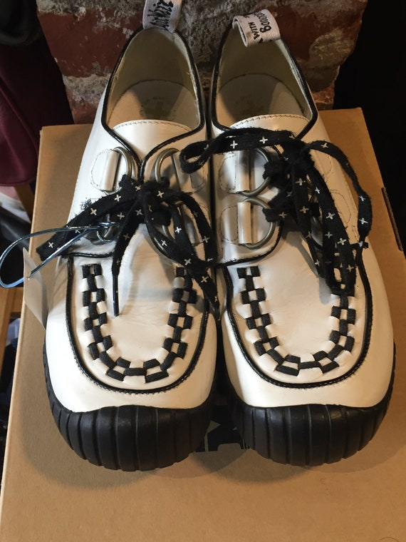 Doc Martens- Creeper Style