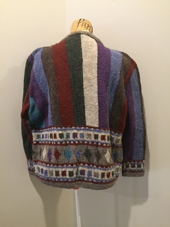 Hand knit cardgian - image 2