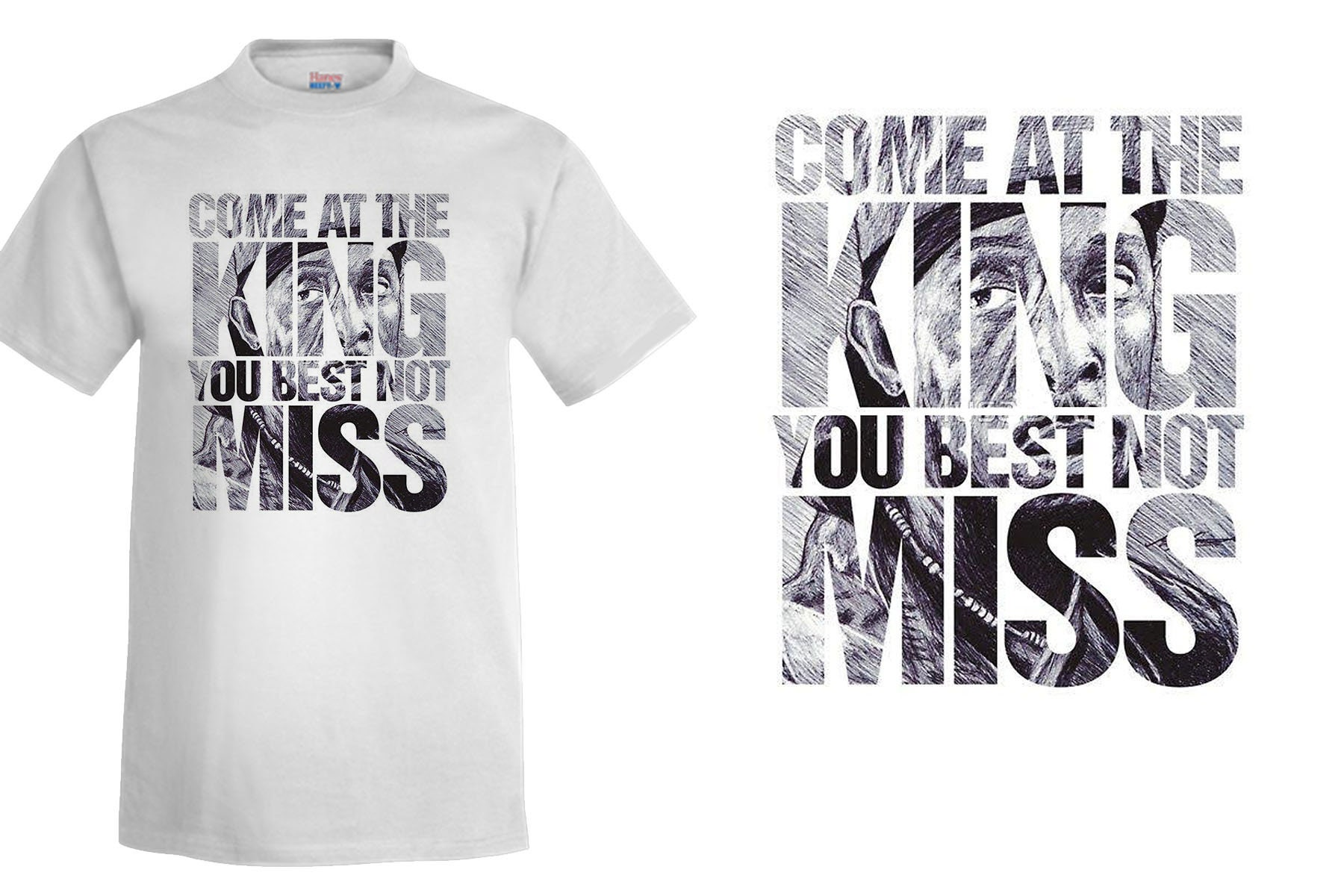 Come At The King You Best Not Miss   Etsy
