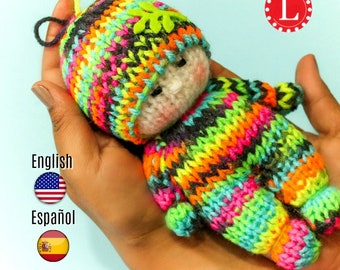 Amigurumi Loom Patterns : Loom knitting patterns tiny kitty cat amigurumi toys