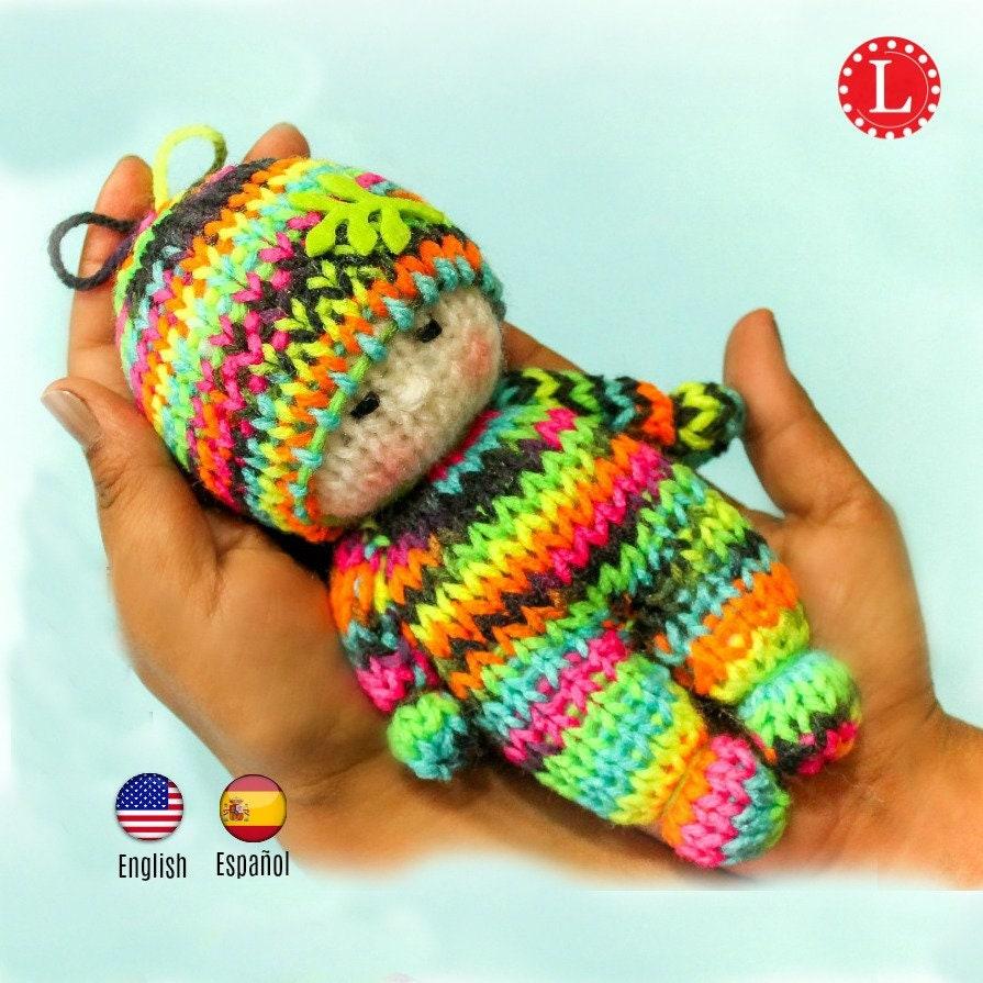 Loomahat Loom Knitting Patterns Toys Doll Amigurumi The Etsy